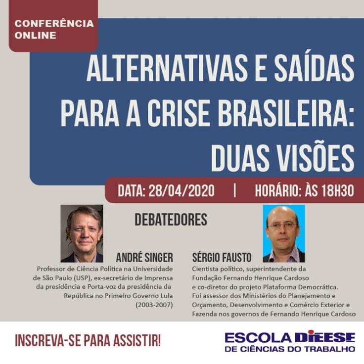 Alternativas para a crise brasileira